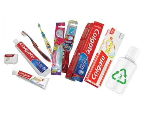 recycle toothbrushes toothpaste tubes dental floss containers